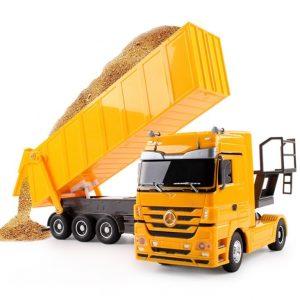 2.4ghz RC Toy Dumper Lorry