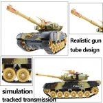 44CM RC Toy War Military Tank
