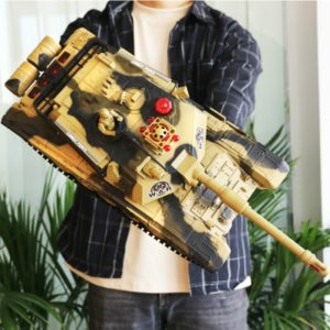 44CM RC Toy War Military Tank