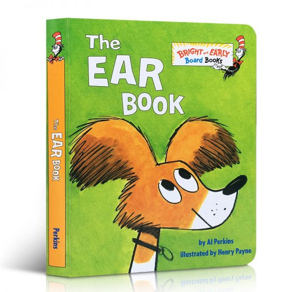 The Ear Book By AI Perkins Story Book