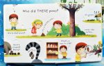 3D Usborne Very First Questions and Answers What is Poo?