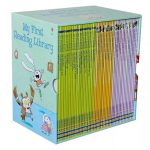 50 Books Set Usborne My First Reading Library
